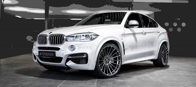 Nuevos zapatos para tu BMW X6 M50d 2