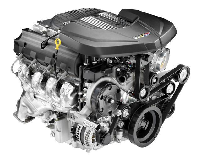 Oficial: 2015 Cadillac CTS-V, 640 caballos de potencia 1