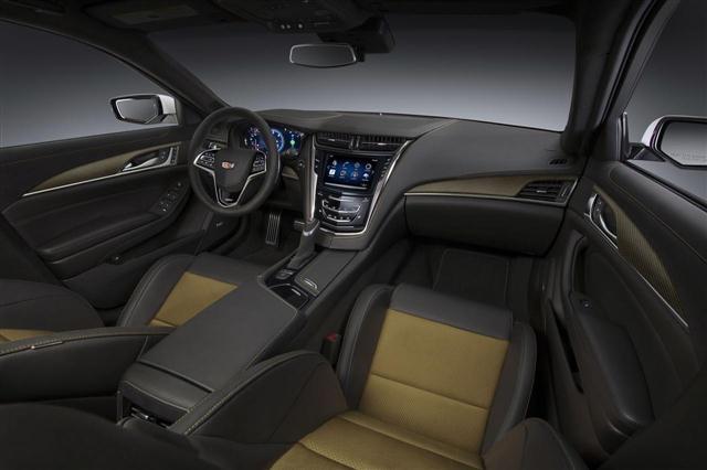 Oficial: 2015 Cadillac CTS-V, 640 caballos de potencia 2