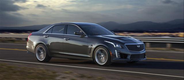 Oficial: 2015 Cadillac CTS-V, 640 caballos de potencia 5
