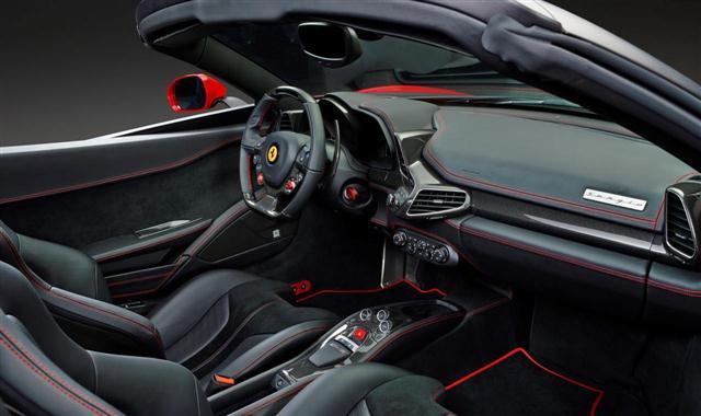 Oficial: Ferrari Sergio, 6 unidades como tributo a Pininfarina 1