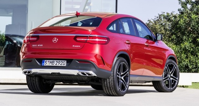 Mercedes-Benz GLE Coupé (2014)