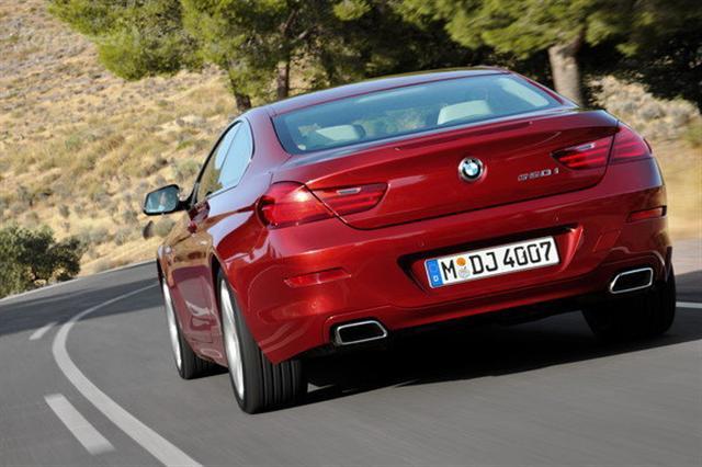 Primera información del próximo BMW Serie 6, menos peso y más potente 1