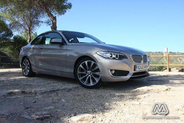 El renovado BMW Serie 1 debutará en Detroit