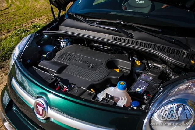 Prueba: Fiat 500L Trekking 1.6 Multijet 105 CV (diseño, habitáculo, mecánica) 5