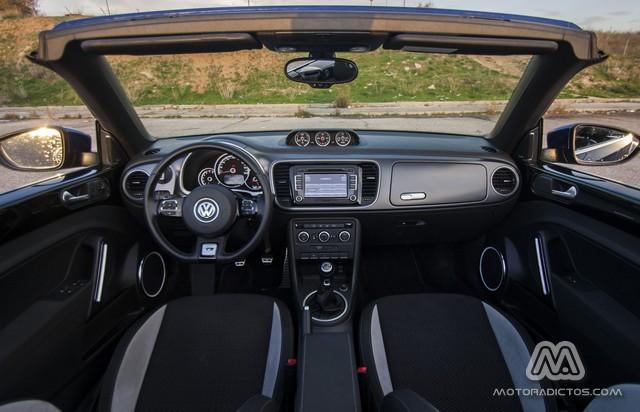 Prueba: Volkswagen Beetle 1.4 TSI 160 CV R-Line (diseño, habitáculo, mecánica) 3