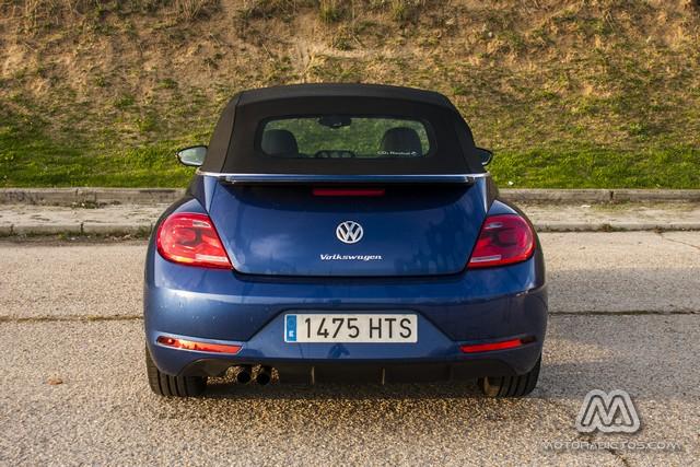 Prueba: Volkswagen Beetle 1.4 TSI 160 CV R-Line (diseño, habitáculo, mecánica) 5