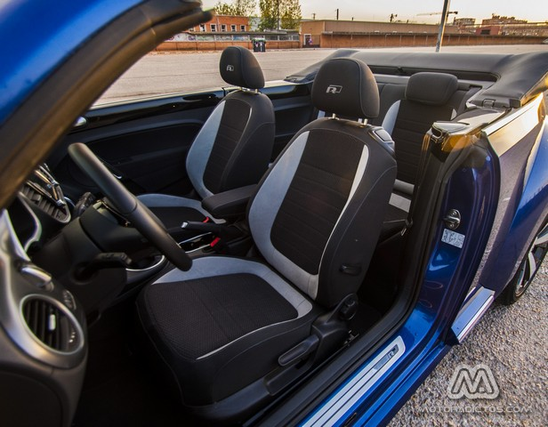 Prueba: Volkswagen Beetle 1.4 TSI 160 CV R-Line (diseño, habitáculo, mecánica) 8