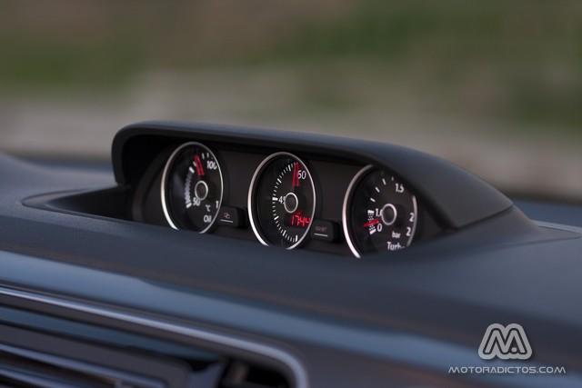 Prueba: Volkswagen Beetle 1.4 TSI 160 CV R-Line (diseño, habitáculo, mecánica) 9