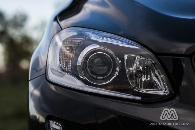 Prueba: Volvo XC60 D4 FWD (diseño, habitáculo, mecánica) 4