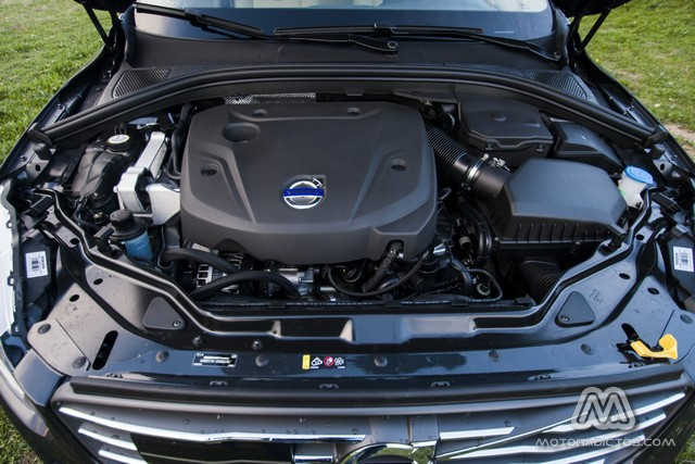 Prueba: Volvo XC60 D4 FWD (diseño, habitáculo, mecánica) 5