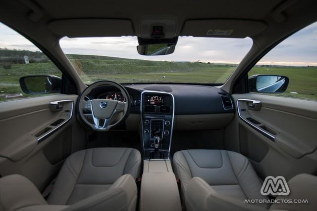 Prueba: Volvo XC60 D4 FWD (diseño, habitáculo, mecánica) 6