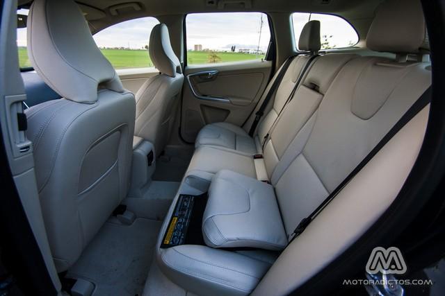 Prueba: Volvo XC60 D4 FWD (diseño, habitáculo, mecánica) 7