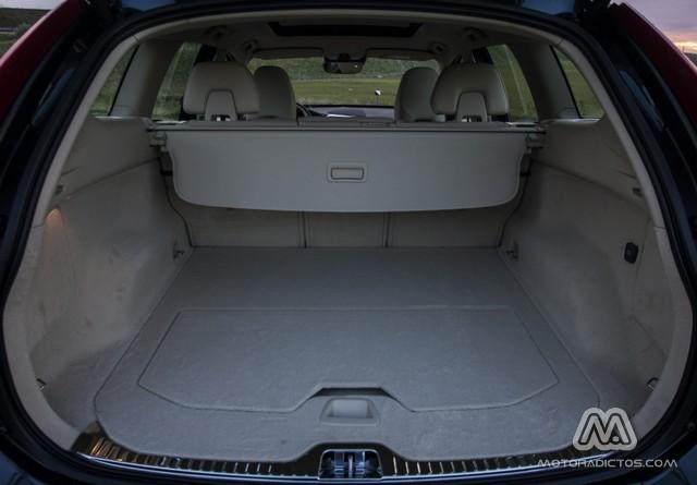 Prueba: Volvo XC60 D4 FWD (diseño, habitáculo, mecánica) 9