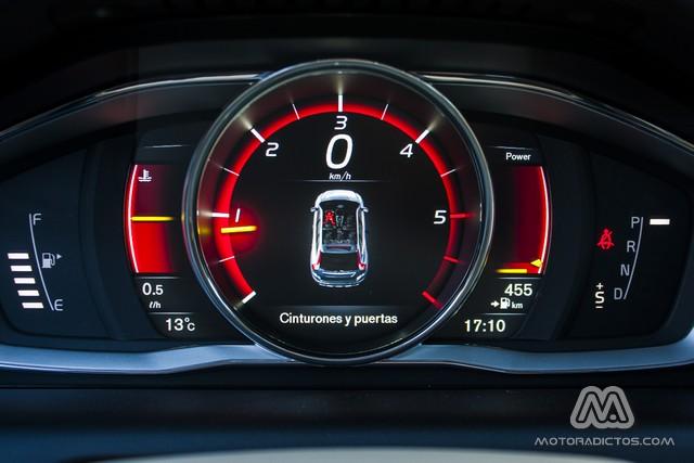 Prueba: Volvo XC60 D4 FWD (diseño, habitáculo, mecánica) 10
