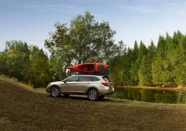 Subaru Outback 2015: Un gran paso adelante 2