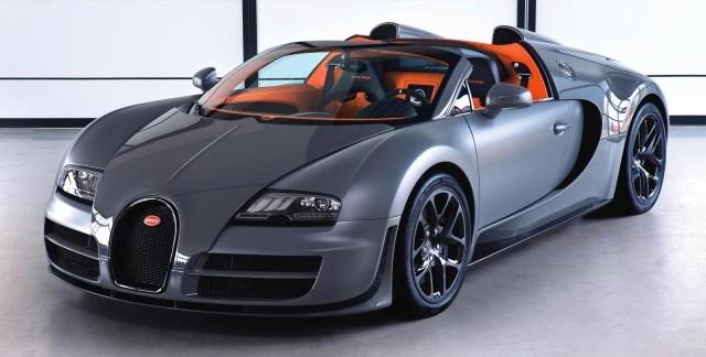 Tan sólo 8 Bugatti Veyron más llegarán al mercado 2