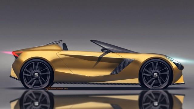 ¿Te imaginas un roadster biplaza deportivo de SEAT? 1
