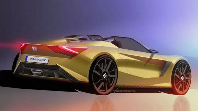 ¿Te imaginas un roadster biplaza deportivo de SEAT? 2