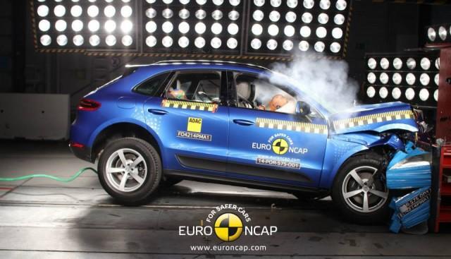 Últimos resultados Euro NCAP: Land Rover se corona, Dacia se estrella 2