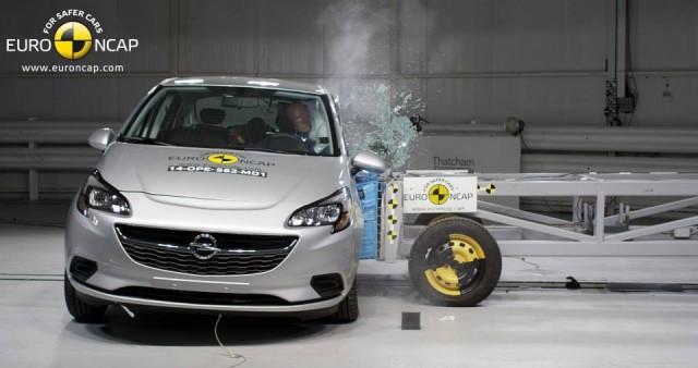 Últimos resultados Euro NCAP: Land Rover se corona, Dacia se estrella 3