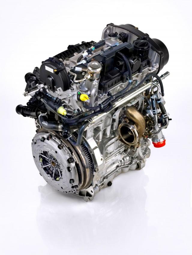 Volvo anuncia su motor Drive-E de tres cilindros y hasta 180 CV 2