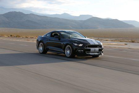 Llega el Shelby GT Mustang