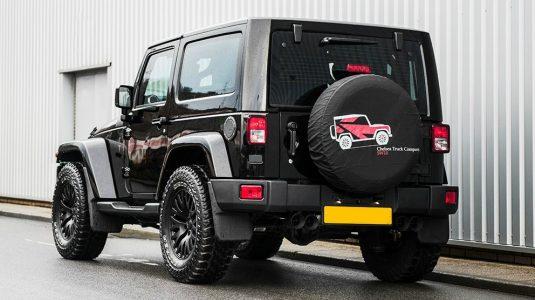 Jeep Wrangler Sahara Black Hawk Edition