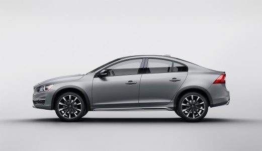 Volvo S60 Cross Country: Sedán y todocamino