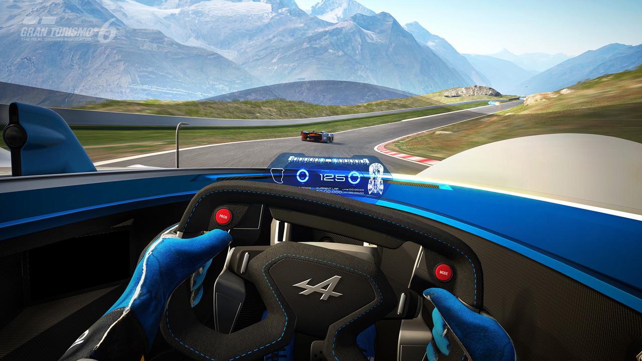 Alpine Vision Gran Turismo: ¿el Alpine del futuro? 1