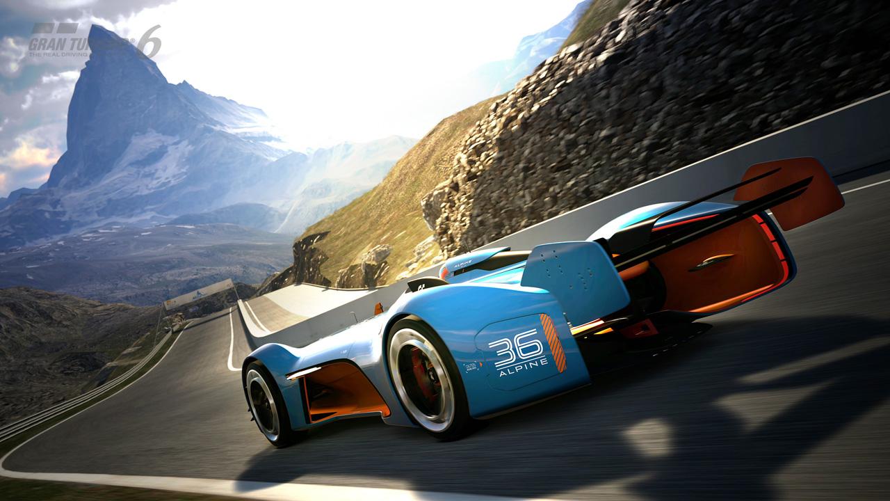 Alpine Vision Gran Turismo: ¿el Alpine del futuro? 3