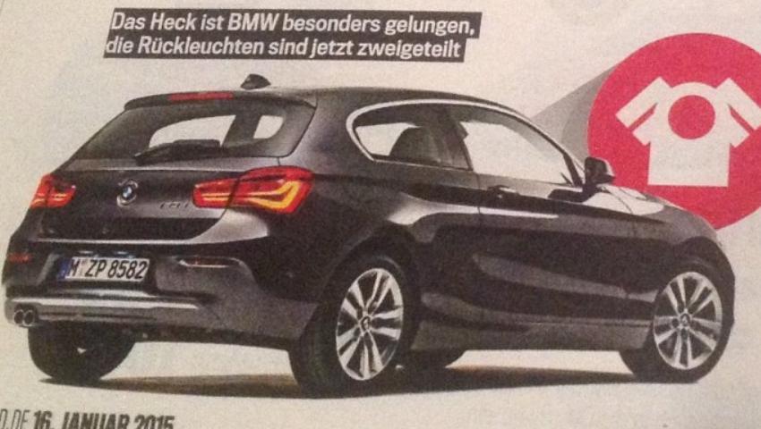 Así es el renovado BMW Serie 1 1