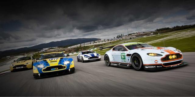 Así es la nueva academia a pilotos de Aston Martin 1