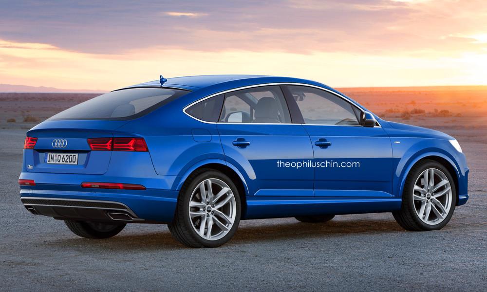 Audi Q6, el crossover del que apenas se sabe pero el que más nos impactará 1