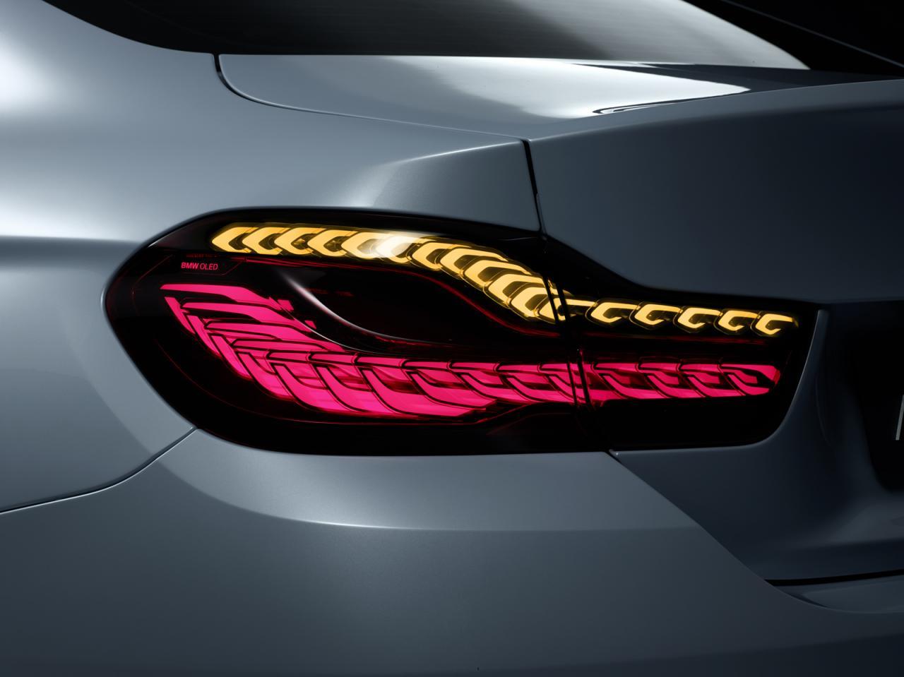 BMW M4 Concept Iconic Lights, brutal y anticipándonos el futuro próximo 2