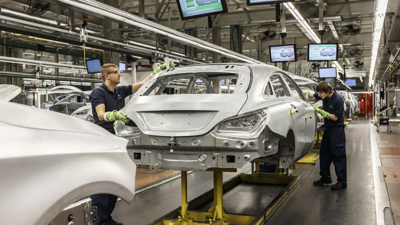 Comienza la producción del Mercedes CLA Shooting Brake 2
