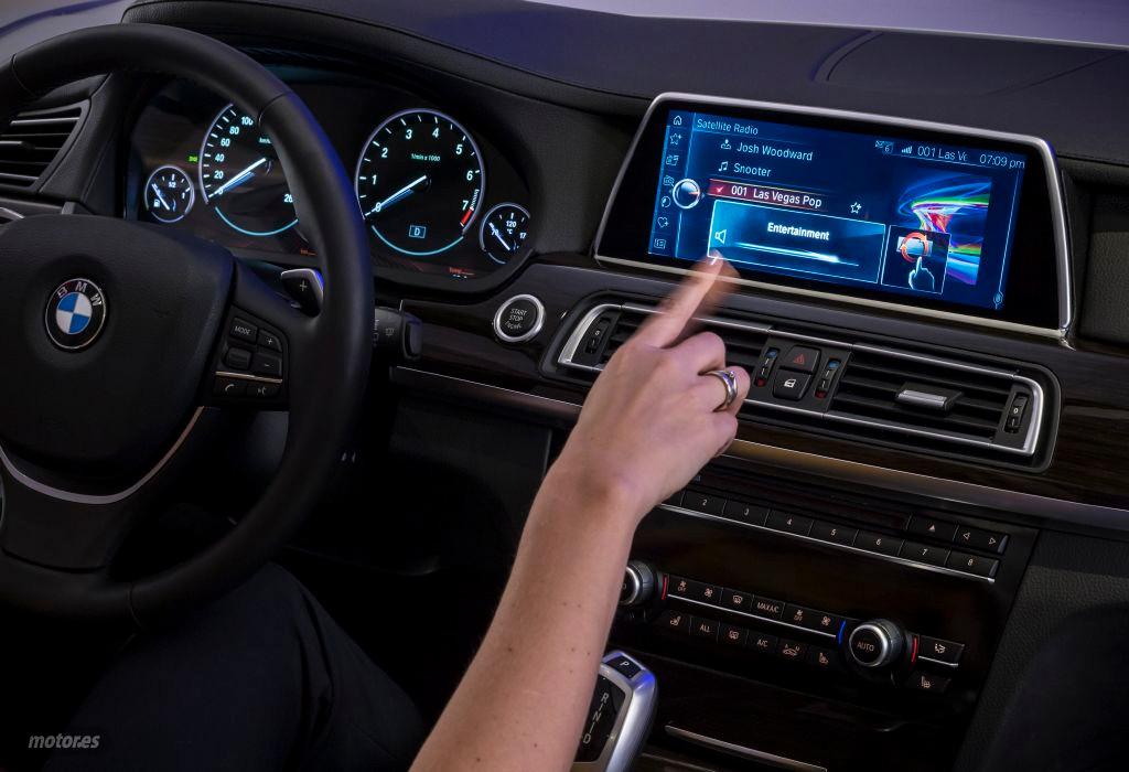 El BMW iDrive vuelve a evolucionar en el CES 1