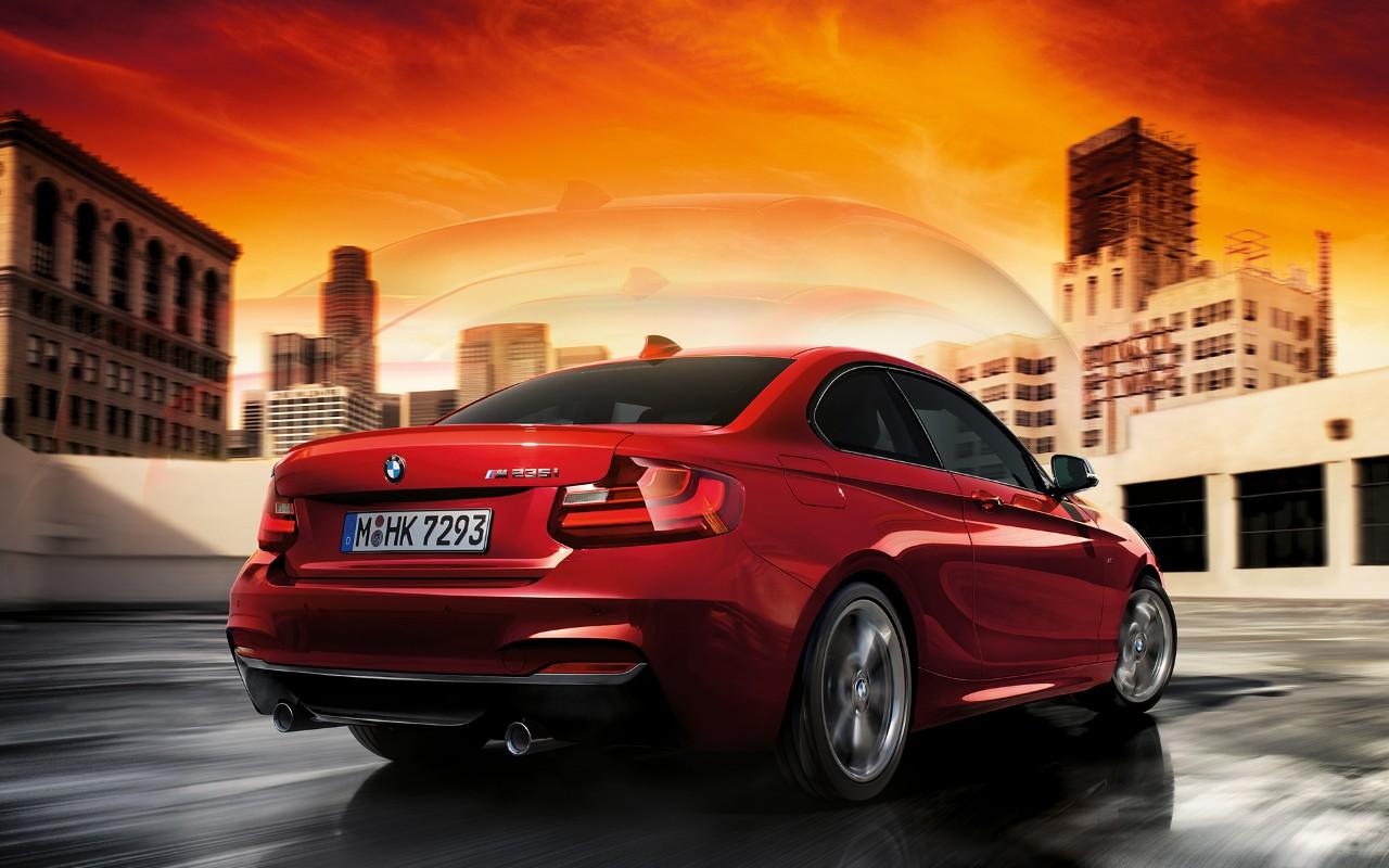 El BMW M2 se podrá escoger con xDrive, todo un banco de pruebas 1