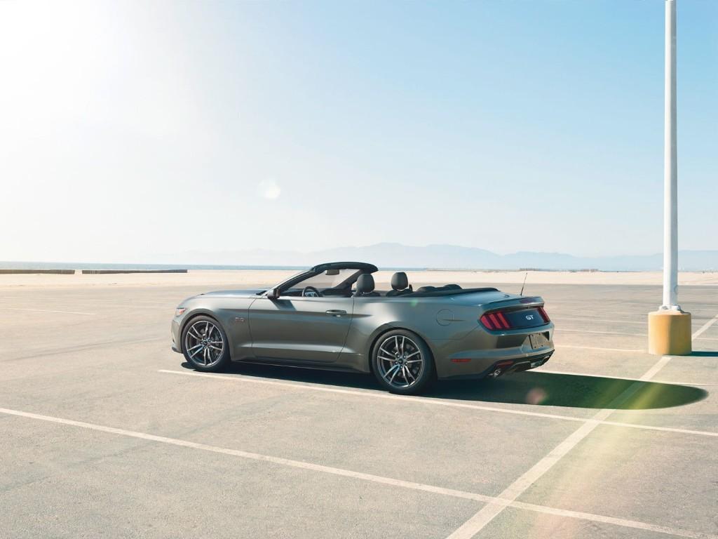 El nuevo Ford Mustang: Ya puede ser tuyo desde 37.000 euros 1