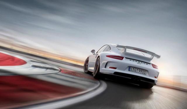 El Porsche 911 GT3 RS estrenará nuevo motor 1