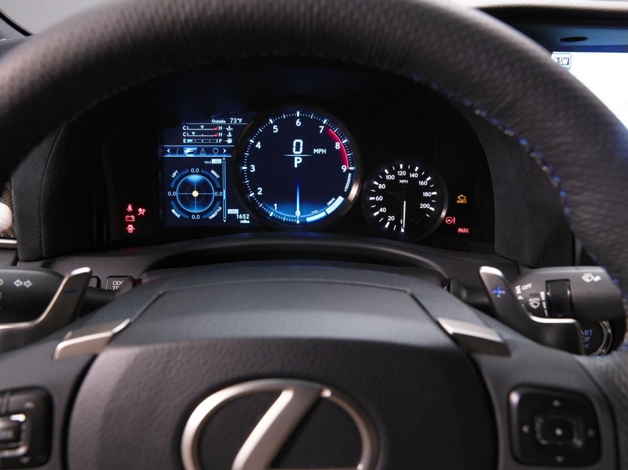 Es oficial: Lexus GS-F, debut en Detroit confirmado 2