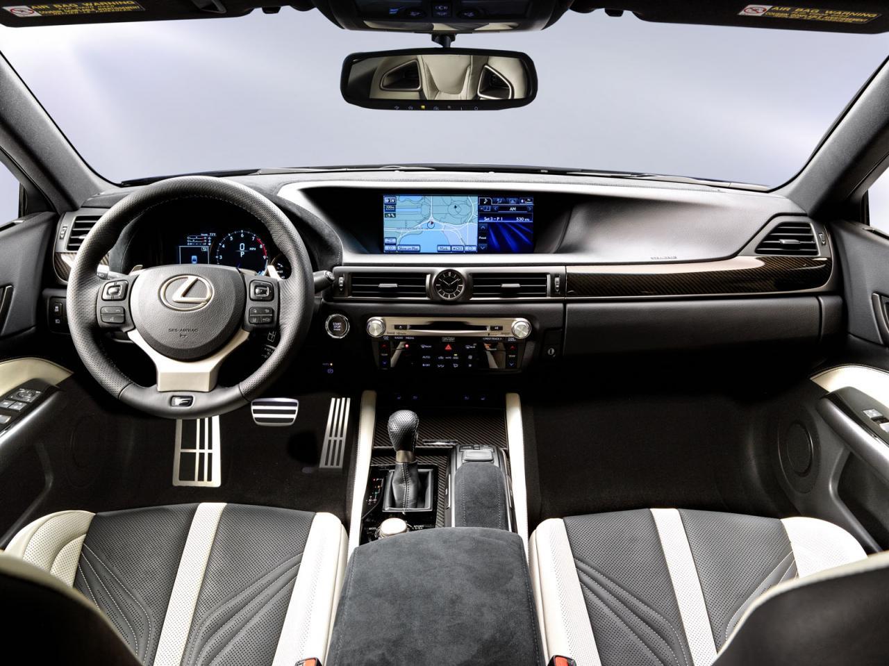 Es oficial: Lexus GS-F, debut en Detroit confirmado 3