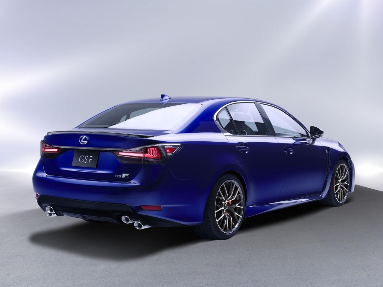 Es oficial: Lexus GS-F, debut en Detroit confirmado 4