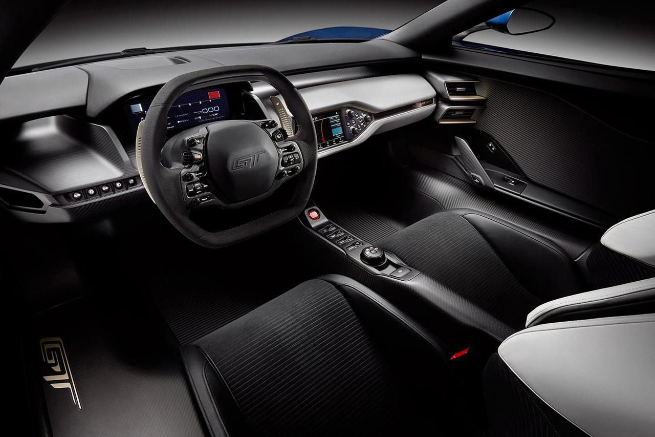 Ford GT 2016: La leyenda vuelve al ruedo 1