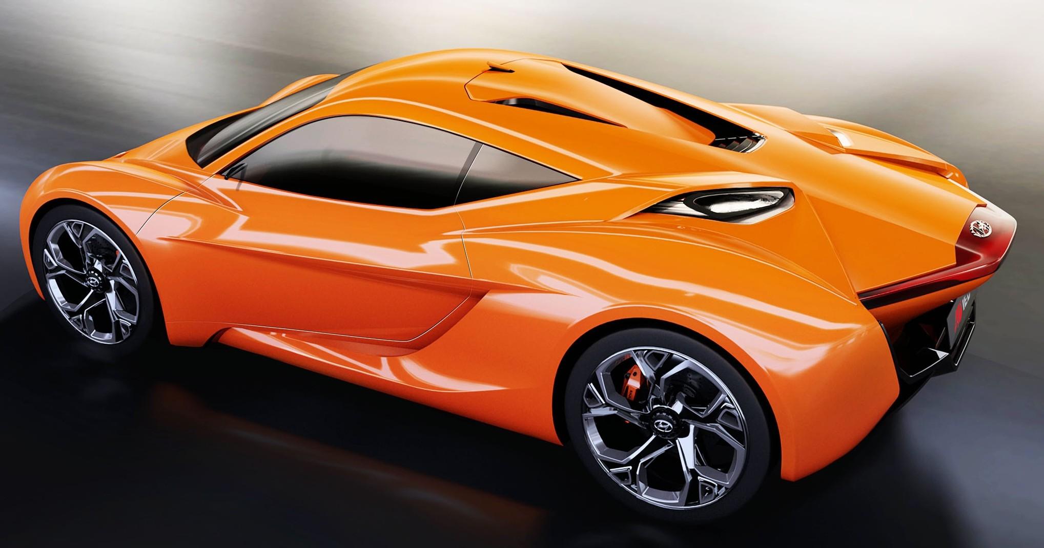 Hyundai descarta un coupé deportivo de altos vuelos 1