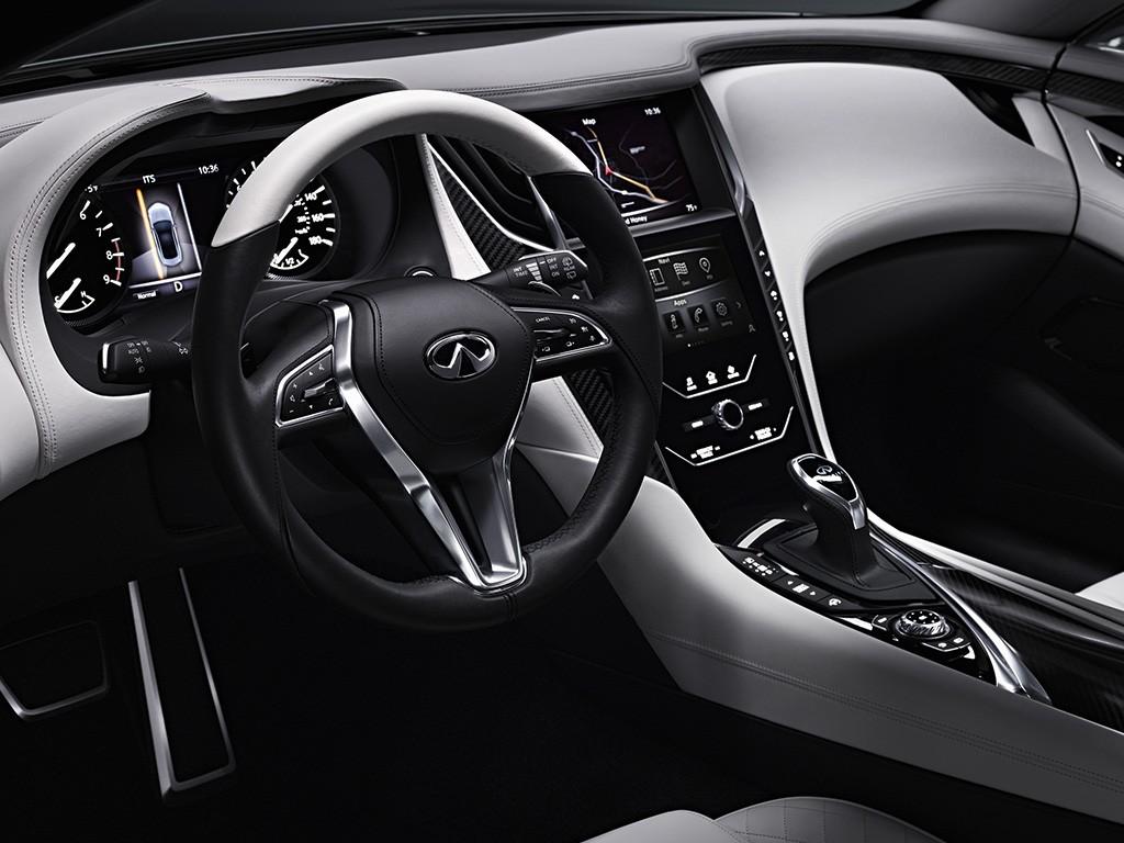 Infiniti Q60 Concept: La respuesta al Lexus RC 1