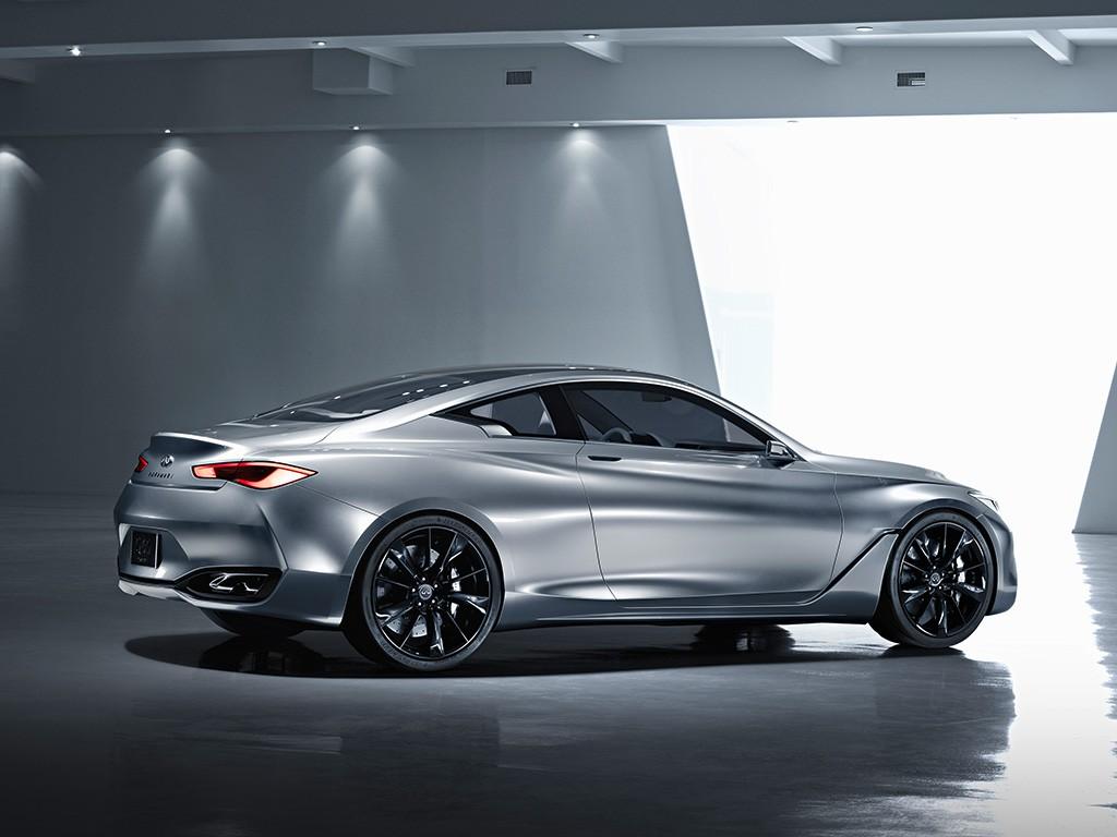 Infiniti Q60 Concept: La respuesta al Lexus RC 2