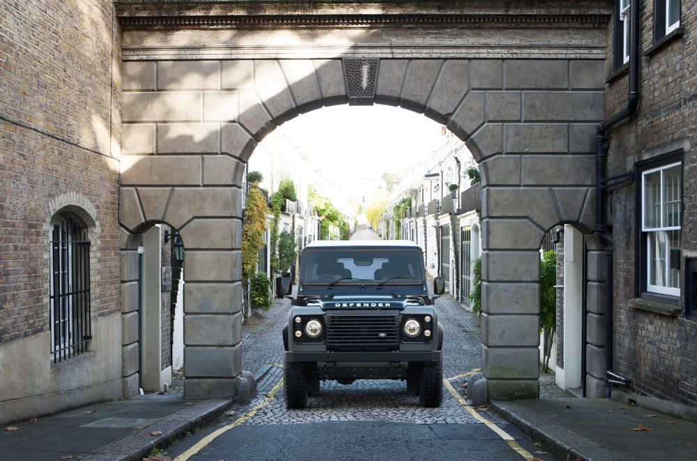Land Rover Defender Celebration Series: Preparando su despedida 3