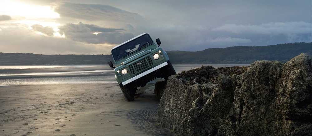 Land Rover Defender Celebration Series: Preparando su despedida 4