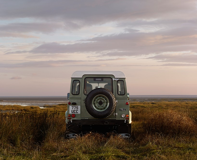 Land Rover Defender Celebration Series: Preparando su despedida 5